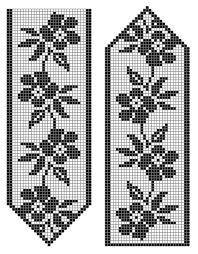 Bildergebnis für filet crochet pattern