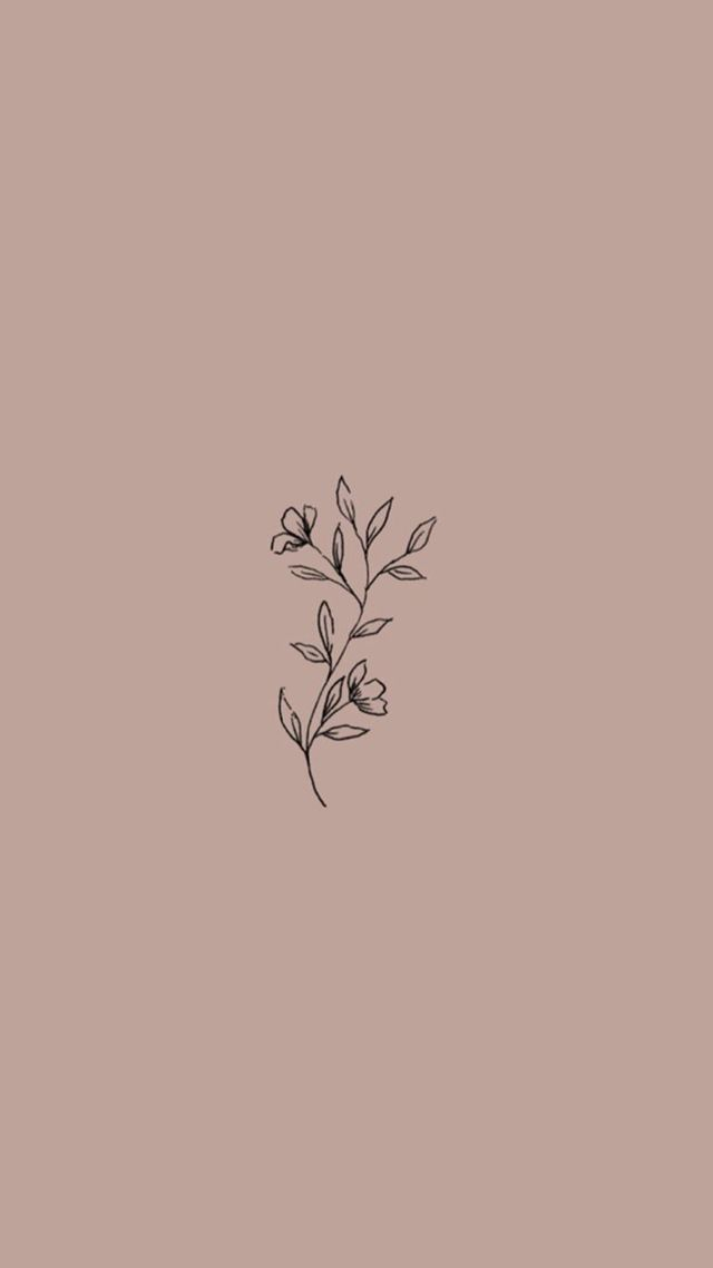 Phone Wallpaper Aesthetic Simple Cute Iphone Android Pretty Pink Flowers In 2020 Floral Tattoo Design Iphone Background Wallpaper Aesthetic Iphone Wallpaper