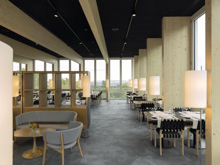 ETH Hönggerberg / Tuñón & Ruckstuhl Architects