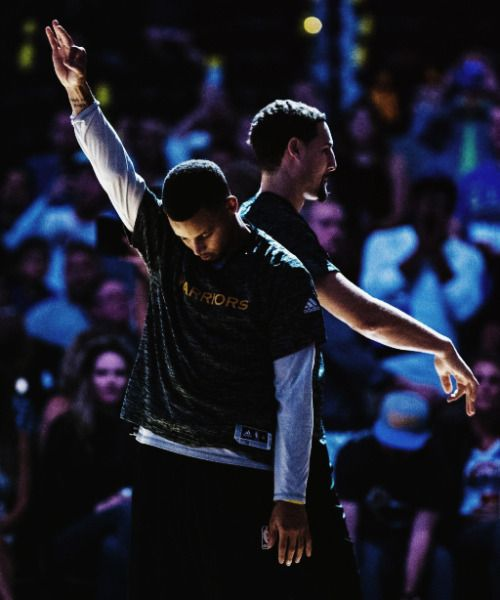 "Stephen Curry & Klay Thompson • ""Now Entering...Oracle"""