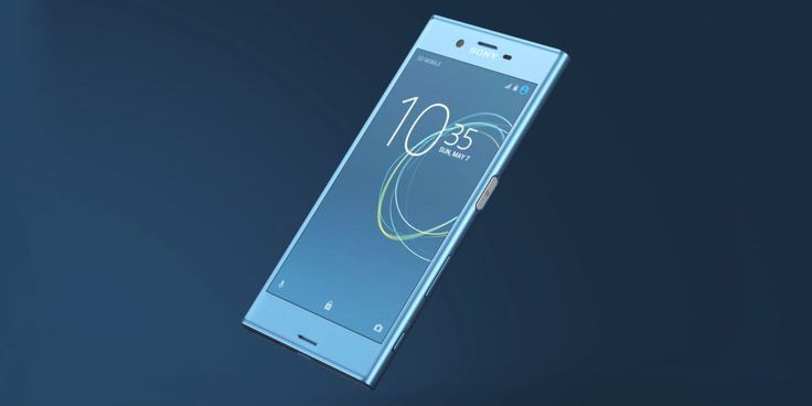 The Joyful Overkill of Sony's Xperia XZ Premium Smartphone | Credit: Sony Mobile | From Wired.com #SonyMobilePhones