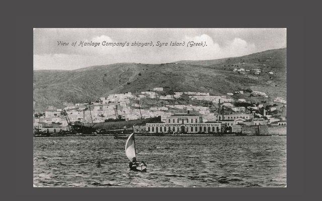 Το Μηχανουργείο του Νεωρίου στην Ερμούπολη της Σύρου, υπήρξε η πρώτη άτυπη Σχολή Μηχανικών για το Εμπορικό Ναυτικό της Ελλάδος. /  The Neorion machinery plant in Hermoupolis on the island of Syros, served as the first unofficial School of Engineering for the Greek Merchant Marine. #neorion#Syros #νεώριο #Σύρος