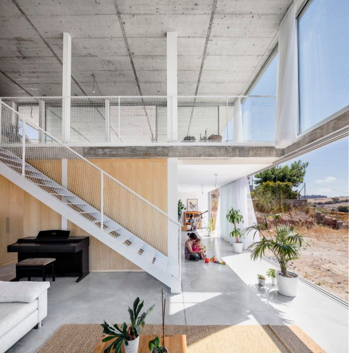 Program: single-family house Location:Calders, Barcelona, Spain Area: 240m2 Year: 2016 cost_ 215.000€ Architects: Narch –Joan Ramon Pascuets andMònica Mosset Photography: Adrià Goula This is a …