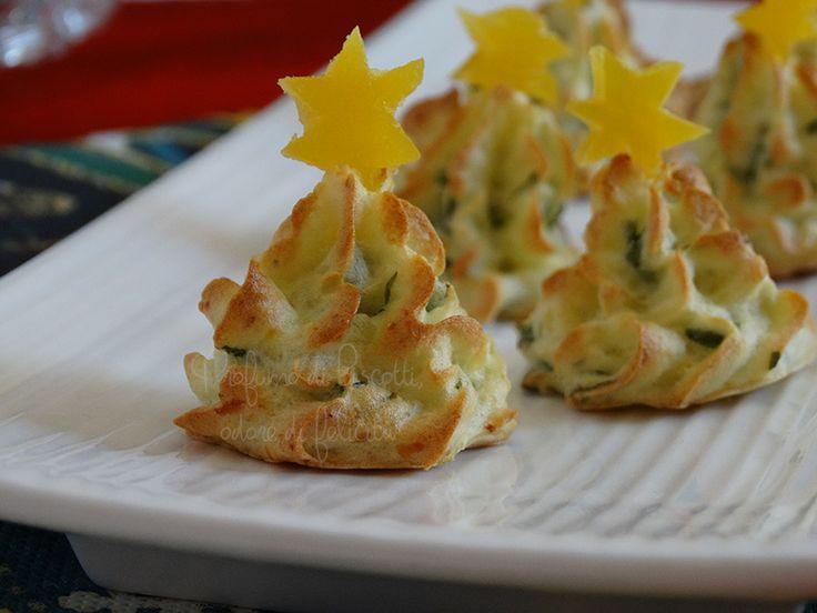 alberelli di patate