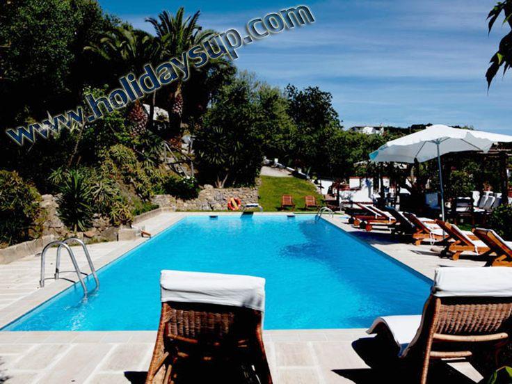 Villa Alfredo with private swimming pool and isle of capri view - villas in sorrento coast