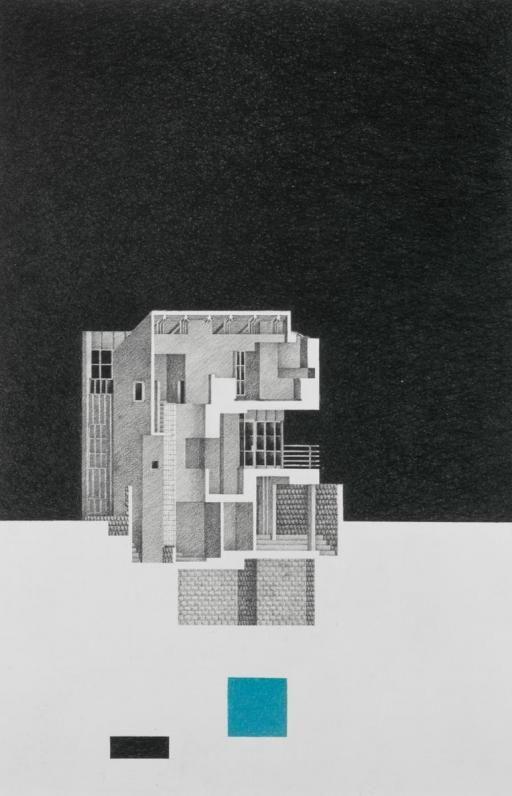 Lawrence Residence, 3/9 | Morphopedia | Morphosis Architects
