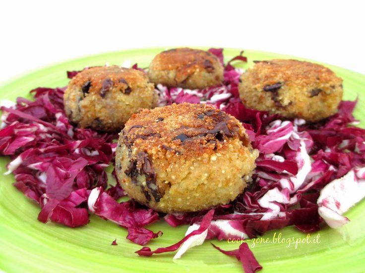 Polpette di quinoa radicchio e cavolfiore e altre 9 ricette invernali con la quinoa