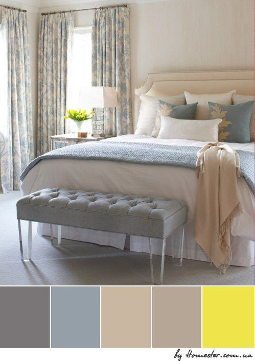 Цветовая гамма: серый, бежевый, серо-голубой