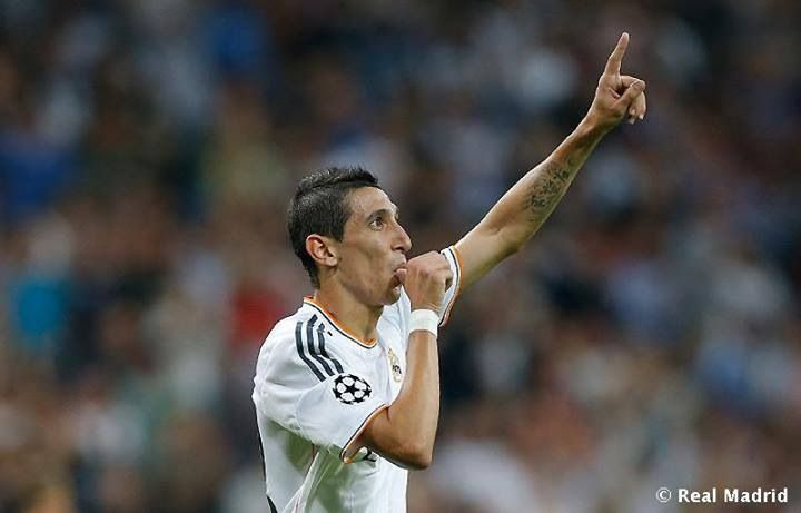 We're on our way there #halamadrid