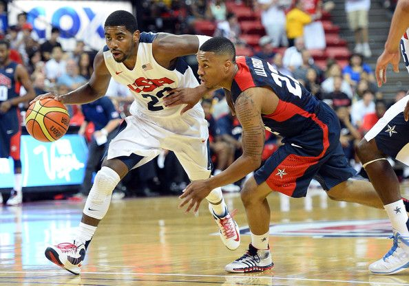 Kyrie Irving & Damian Lillard - USA Basketball Men's