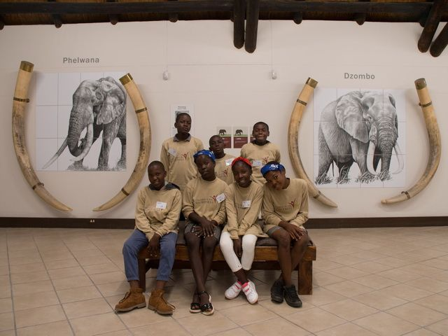CITW Makuleke Eco-Club members visit Kruger National Park, South Africa – Children in the Wilderness