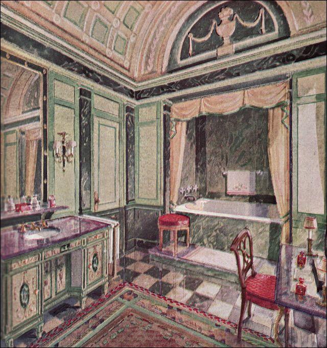 69 Best Images About Vintage Bathrooms On Pinterest Art