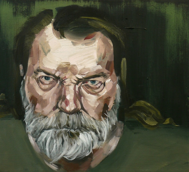 What you looking at?! - 50x50cm - 2011