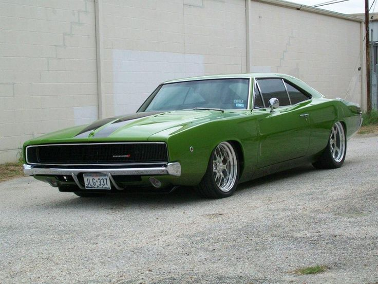 1968 Dodge Charger...Brought to you by #House of #Insurance in #Eugene #Oregon. We #Insure #Auto's, #Motorcycles, #Home's and all your #classics.
