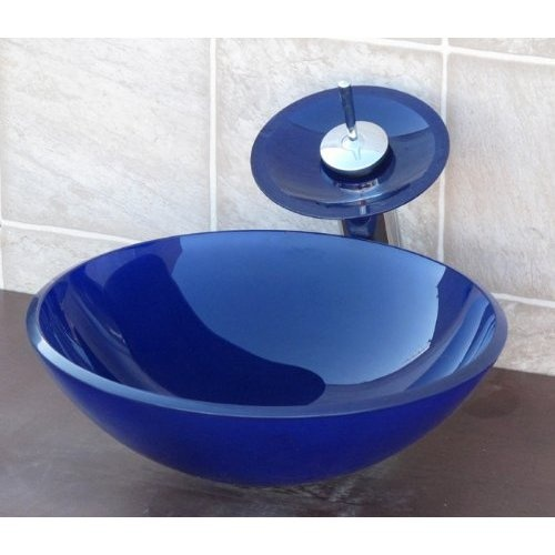 1000 images about bathroom on pinterest cobalt blue for Are vessel sinks out of style