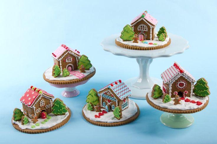 ... Mini Gingerbread House Kit Re Re ...