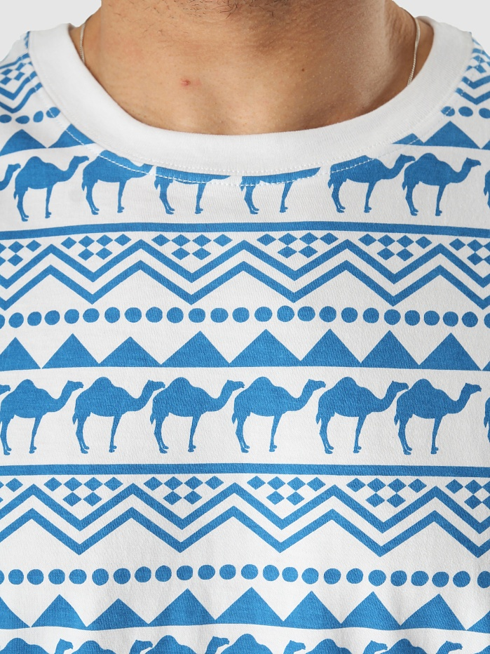 Daily Paper - Blue Camel T-shirt