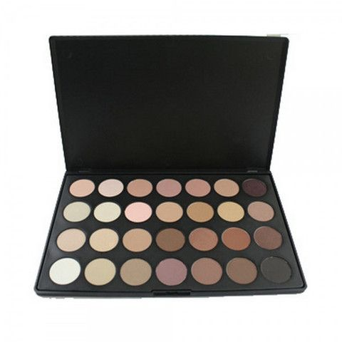 28 Color Warm Neutral Eyeshadow Palette | Home Goods Galore
