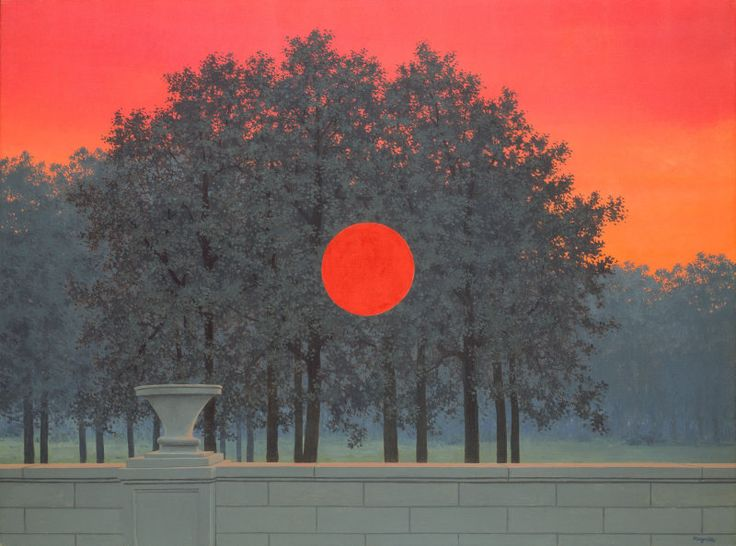 The Banquet | The Art Institute of Chicago Artist Rene Magritte