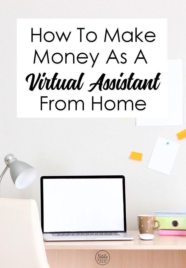 How to Make Money as a Virtual Assistant via | Natalie Bacon