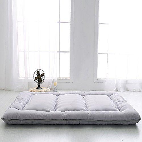 grey futon tatami mat japanese futon mattress cheap futon    https    61 best best futon mattress for sleeping images on pinterest      rh   pinterest