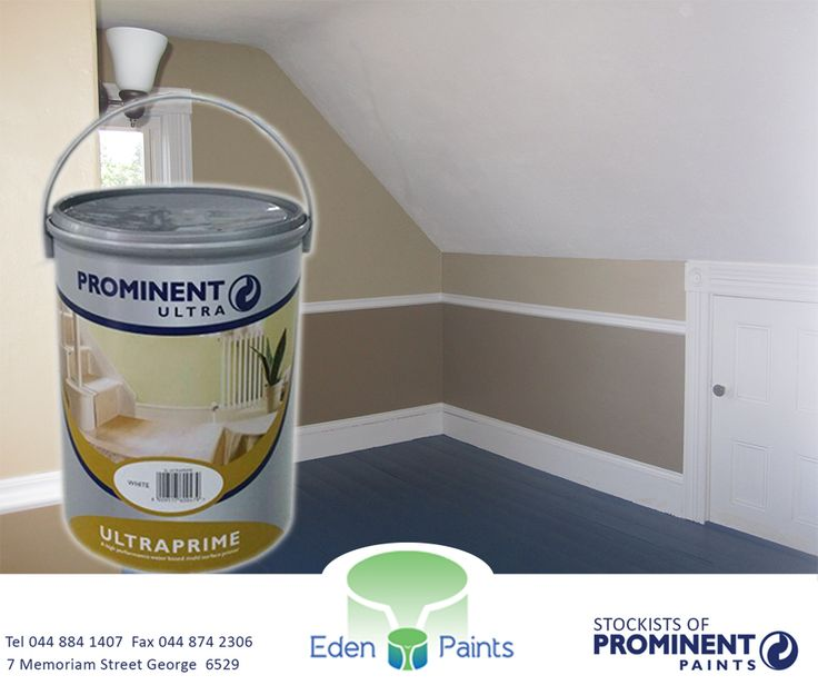 https://www.facebook.com/EdenPaintsCAW/photos/pb.1430826327161612.-2207520000.1425997619./1606170199627223/?type=1#Prominent Ultra Prime is a high-performance, superior quality water based primer formulated for interior and exterior use and it's available at #EdenPaints for only R418 p/5Ltr. Special valid while stocks last, E&OE, T&C's apply! For more incredible deals, click on the link http://apost.link/5E8 #primer #paint