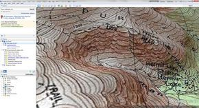 How to Add USGS Topographic Maps to Google Earth