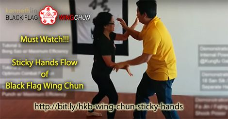 Read the full video of Black Flag Wing Chun Demonstration 2: Wing Chun Sticky Hand Basic Rolling [ Niam Jiu / Chi Sao ] HERE: http://www.hekkiboen.com/black-flag-wing-chun-demonstration-2-wing-chun-sticky-hand-basic-rolling-niam-jiu-chi-sao/?fb_action_ids=1221056117925389&fb_action_types=og.likes&fb_ref=.VrxklplbuMg.like#.VrxlSFh97IV You've seen how the Ip Man Movie have sparks the growth of Wing Chun Kung Fu worldwide. In this Wing Chun Video watch our demonstration of Basic Rolling on Wing…