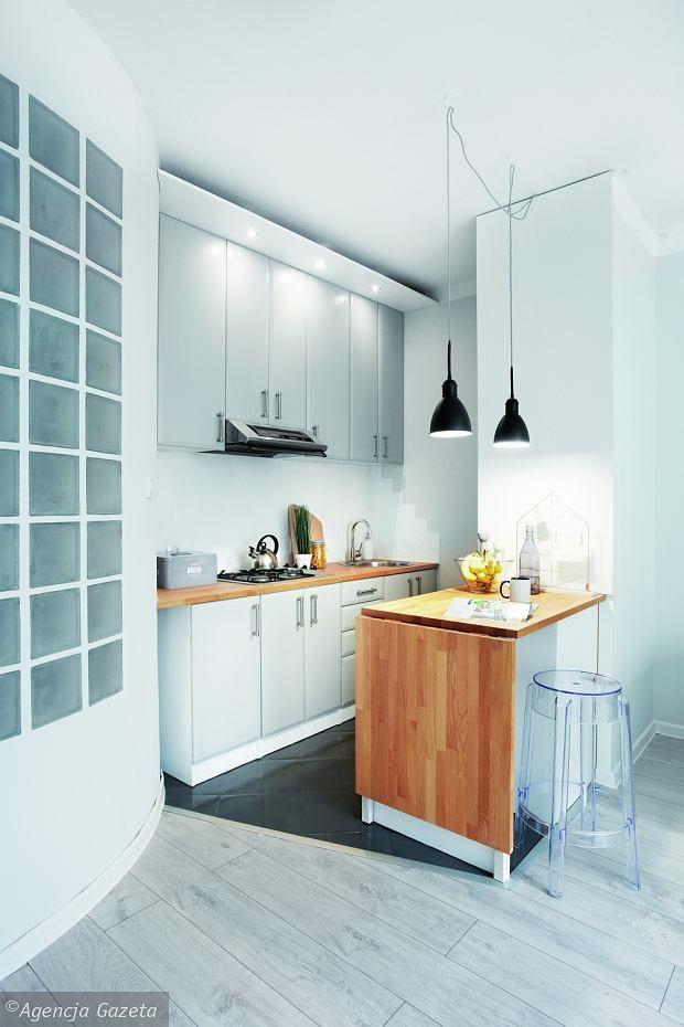 Składany barek - świetne rozwiązanie dla małych mieszkań