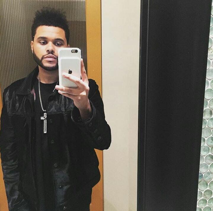 The Weeknd , Abel Tesfaye , STARBOY , Legend Of The Fall , iPhone , Cross On His Neck , #TheWeeknd #AbelTesfaye #LegendOfTheFall #STARBOY