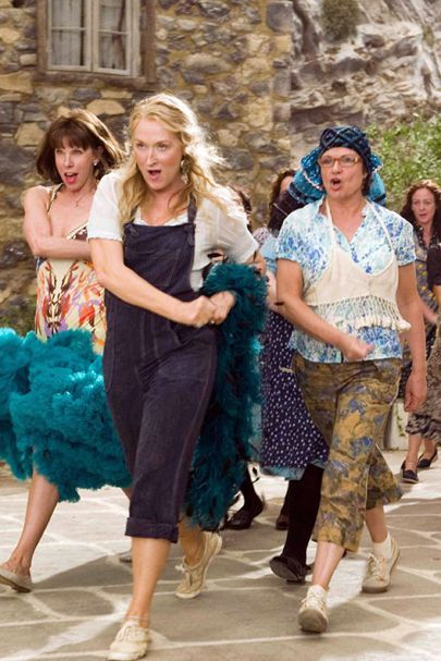 Nejlepší zpívané filmy | Mamma Mia | Marianne