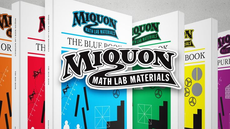 Miquon Math Labs Materials. Miquon Math is a curriculum for Grades 1-3, developed in the 1960s by Lore Rasmussen at the Miquon School in Pen...