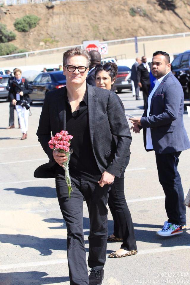 Колин и цветы — Я у мамы джентльмен