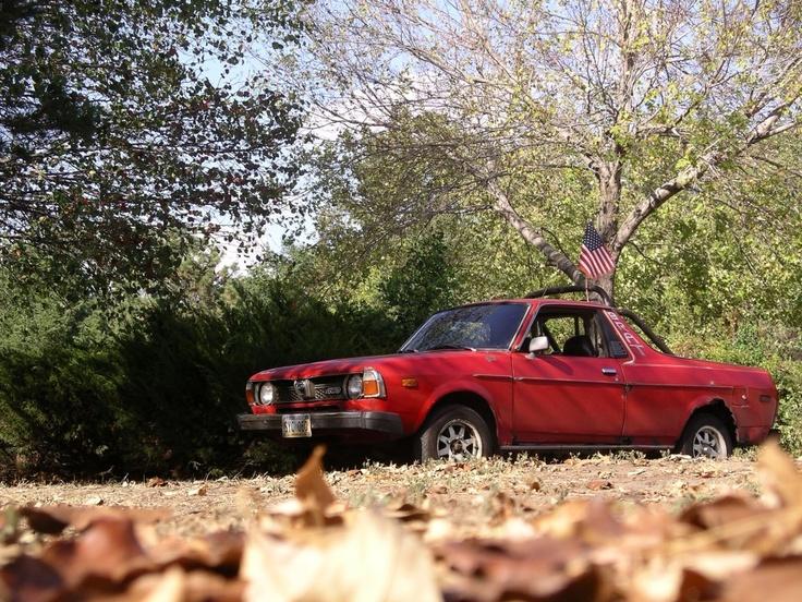 1980 Subaru Brat. Courtesy of Brock Samson.