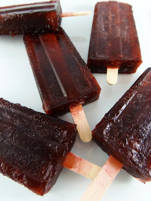 Mix up your own popsicles with Jello, and skip the pricey store-bought ones. No need for the extra sugar in this recipe, there's enough in the Jello mix.