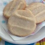 Chicago Public Schools Butter Cookies : like a cross between a sugar cookie and a butter cookie