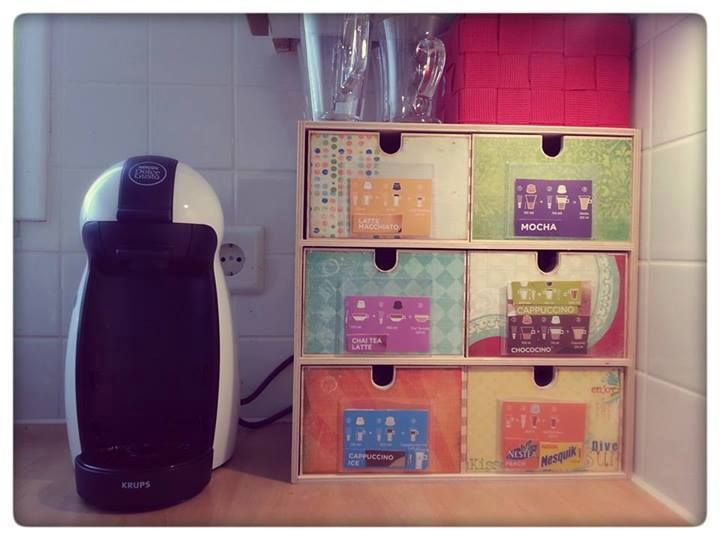 Dolce Gusto cups...