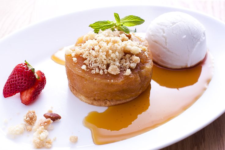 Tarte Tatin, Ice cream, helado, apple, manna, food, styling, Diego Cabales Fotografía, Sol Fridman Food Styler