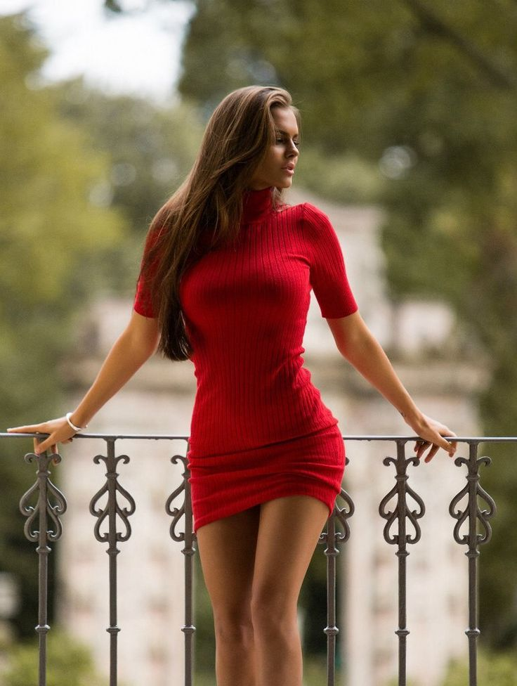 Hot sweater dresses sexy