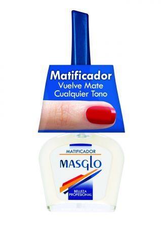 Matificador Masglo.