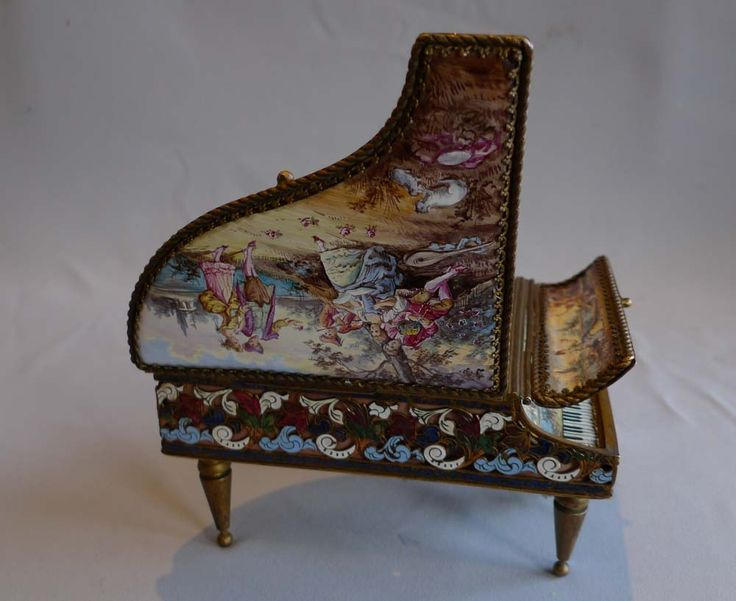 Интересное и забытое - быт и курьезы прошлых эпох. - Антикварная миниатюрная мебель.