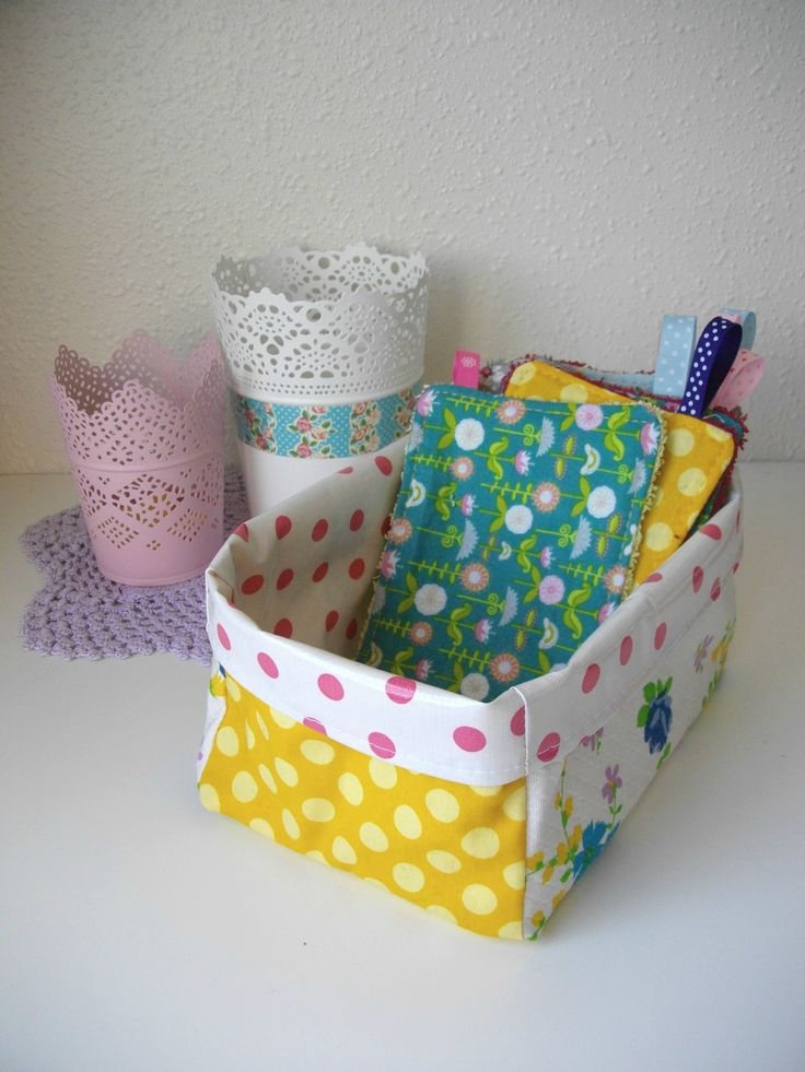 panier-corbeille-diy-lingettes-écolo-couture-maquillage-disques-démaquillants-tuto-recyclage-tissu-upcycling