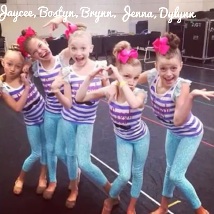 Fresh Faces is a young group of dancers who go to Club Dance Studio in Arizona.