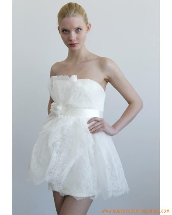 88 best Robes de Mariage Courtes - Short Wedding Dress images on ...