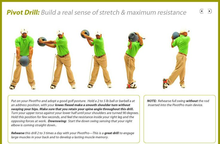 118 best images about Exercises For Golf on Pinterest ...