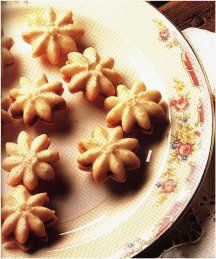 cookie press recipes - this is the mother load of recipes!