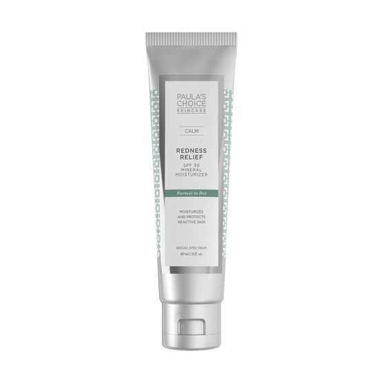 CALM Redness Relief SPF 30 Mineral Moisturizer for Normal to Dry Skin Использую вокруг глаз