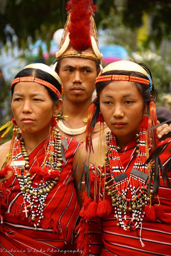 Serious Naga Business | People | India people, Tribal ...
