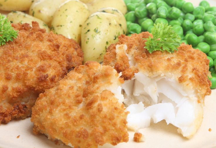 Crispy Baked Fish Recipe | UPMC Health Plan