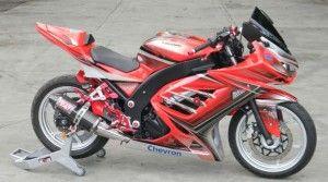 Kawasaki Ninja 250 Good Modification